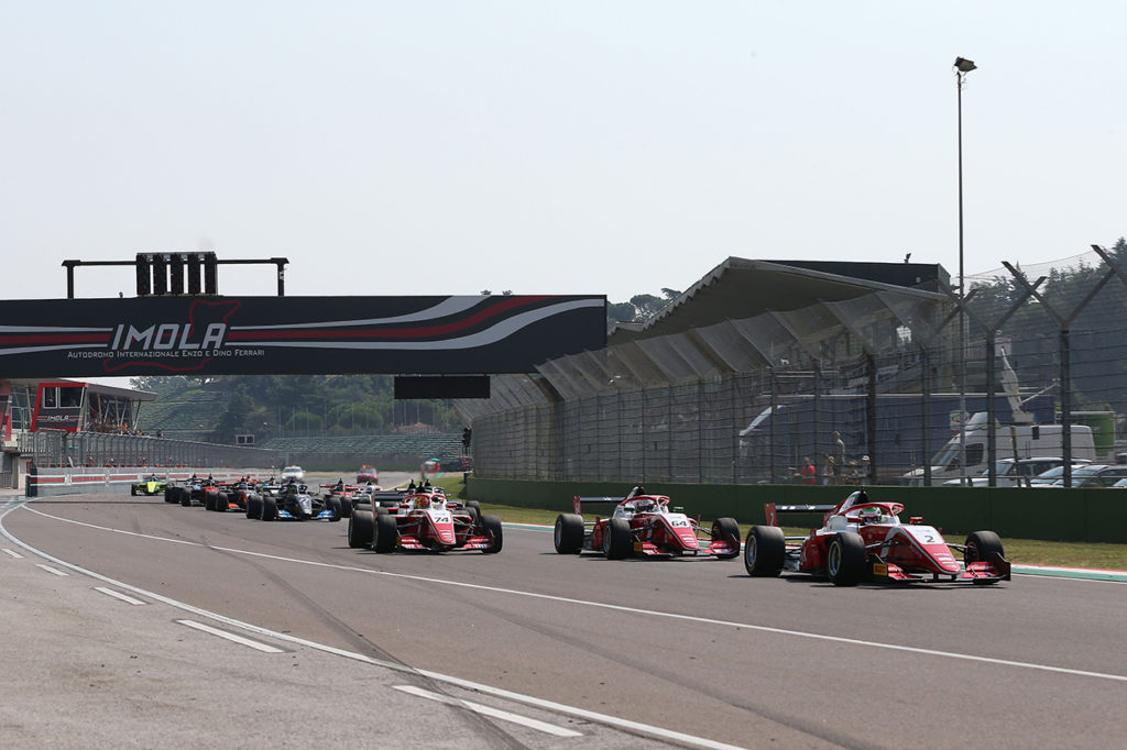 Formula Regional | Imola 2020: anteprima e orari del weekend