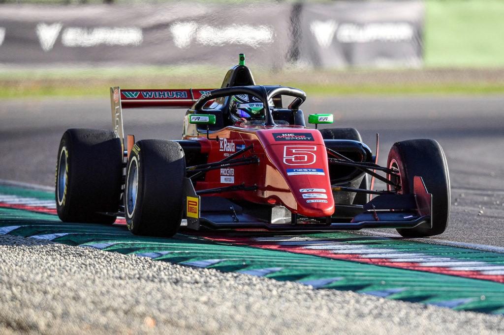 Formula Regional | Imola, Gara 3: Pasma centra la doppietta davanti a Leclerc