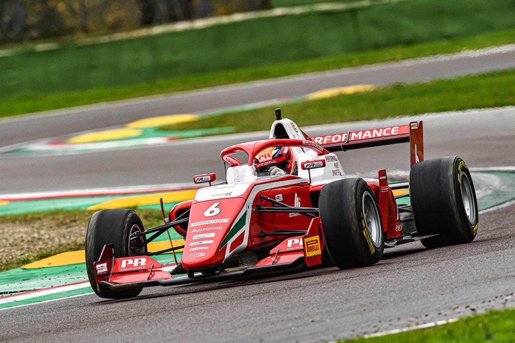 Formula Regional | Imola, Qualifiche: Rasmussen e Leclerc svettano con Prema