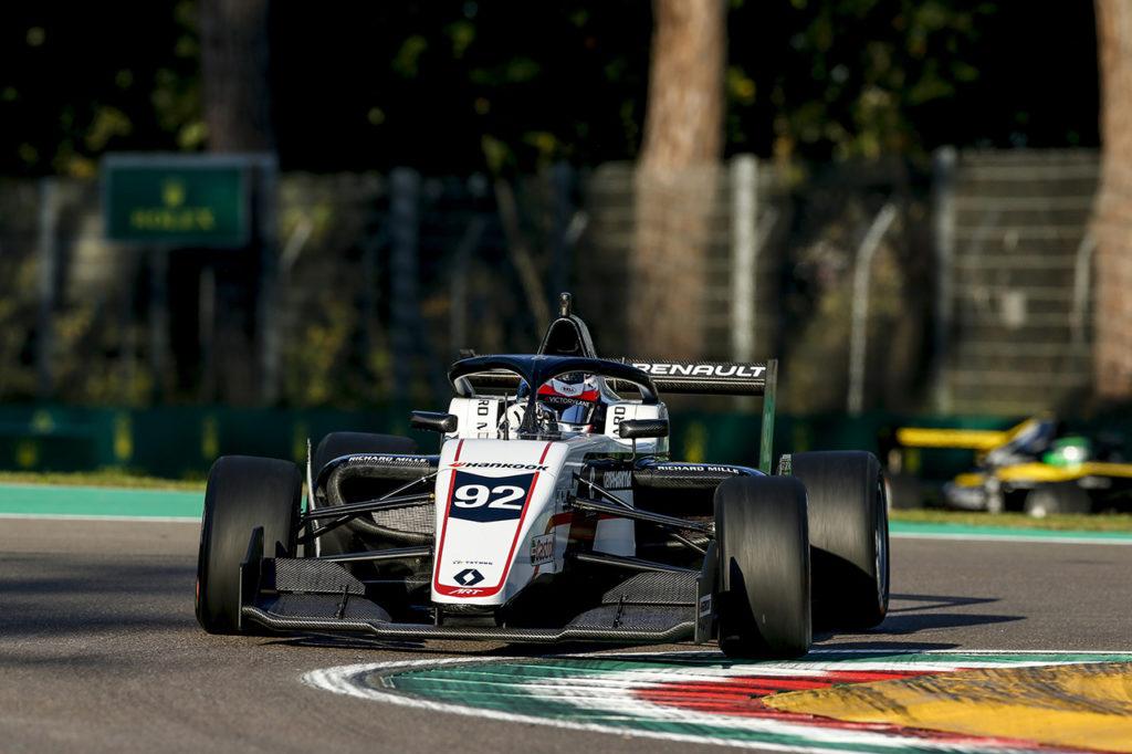 Formula Renault Eurocup | Vittoria cruciale di Martins a Imola in Gara 2