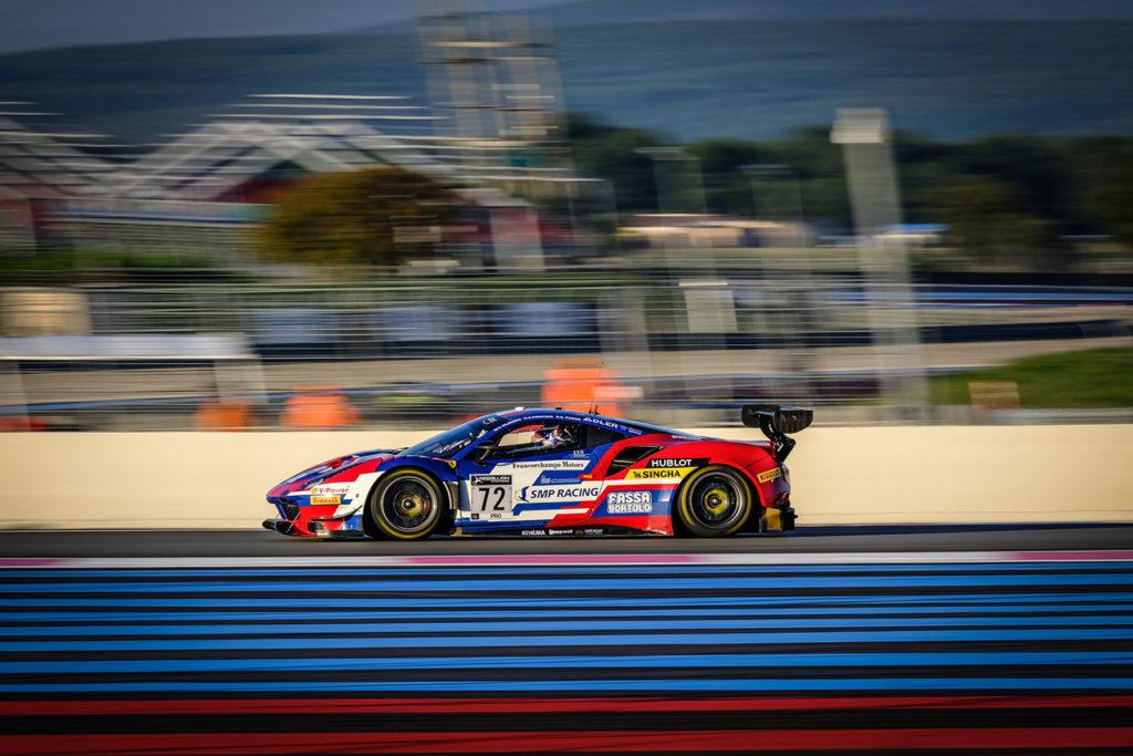 GTWC Europe | 1000 Km di Le Castellet, Qualifiche: doppietta Ferrari, Mercedes insegue