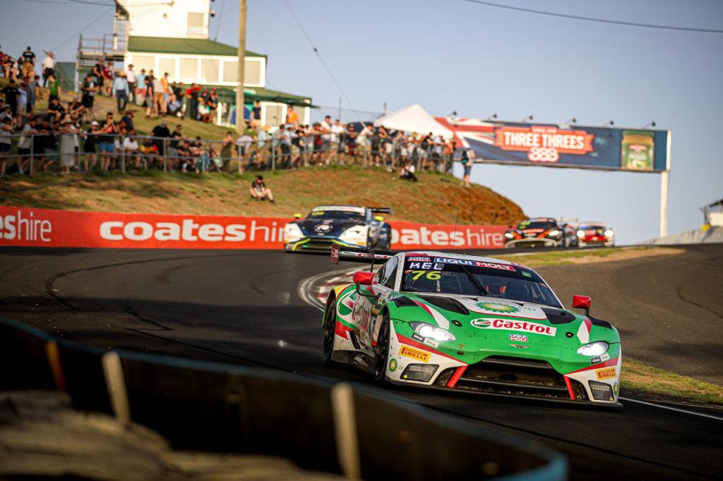 IGTC | Aston Martin punta a disputare tutta la stagione 2021