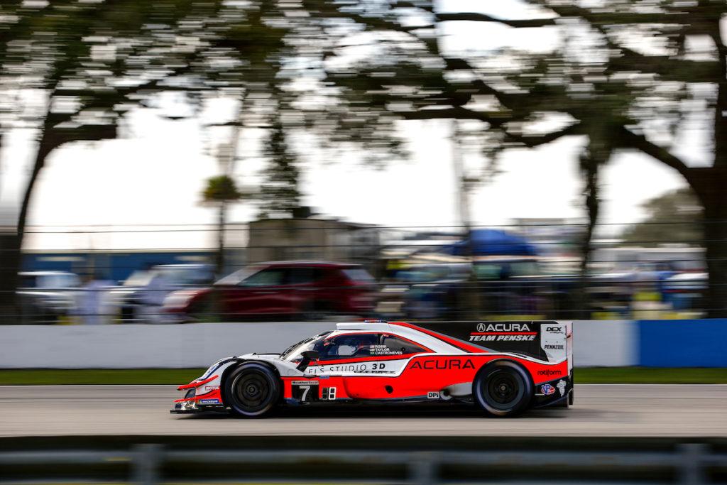 IMSA | 12 Ore di Sebring, Qualifiche: Taylor conferma l'Acura del Team Penske in pole