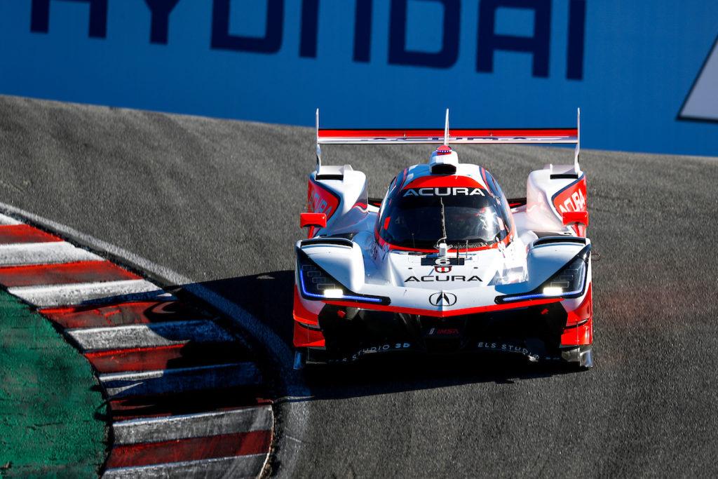 IMSA | Laguna Seca, Gara: facile vittoria per Cameron-Montoya e il Team Penske
