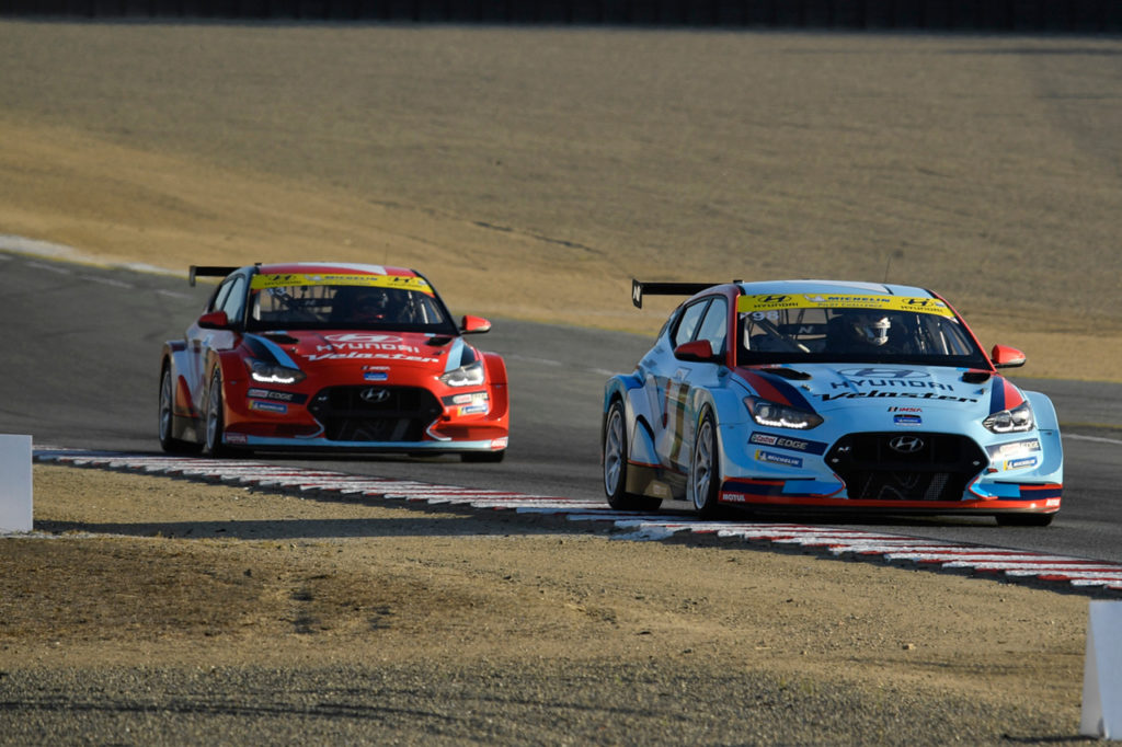 Michelin Pilot Challenge | Hyundai pronta a giocarsi il titolo nel finale di Sebring