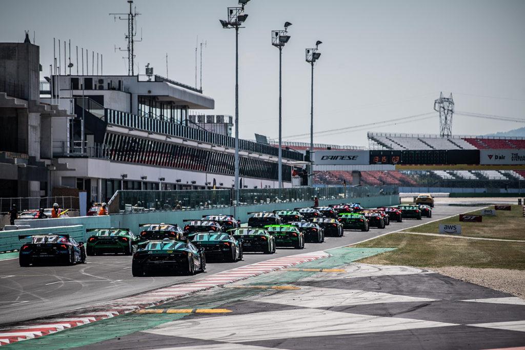 Lamborghini Super Trofeo | Svelati i calendari 2021, Misano ospiterà le World Finals