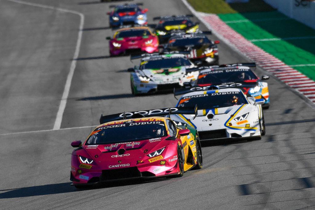 Lamborghini Super Trofeo | Sfida decisiva al vertice tra Gilardoni e Stoneman a Le Castellet