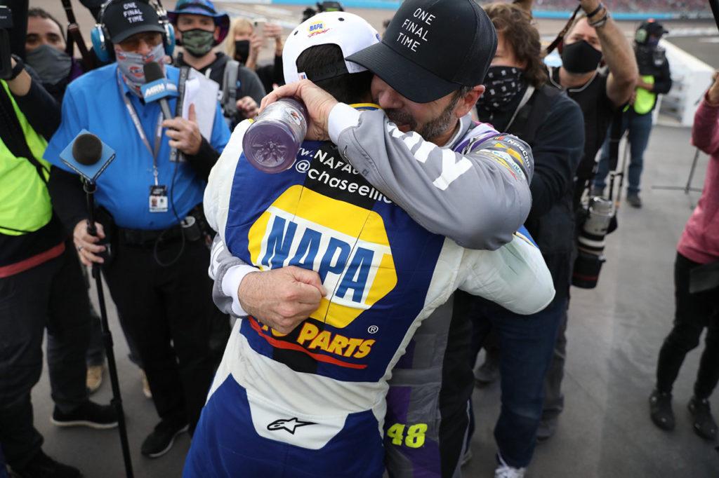 IMSA | I campioni NASCAR Johnson ed Elliott al via della 24 Ore di Daytona 2021