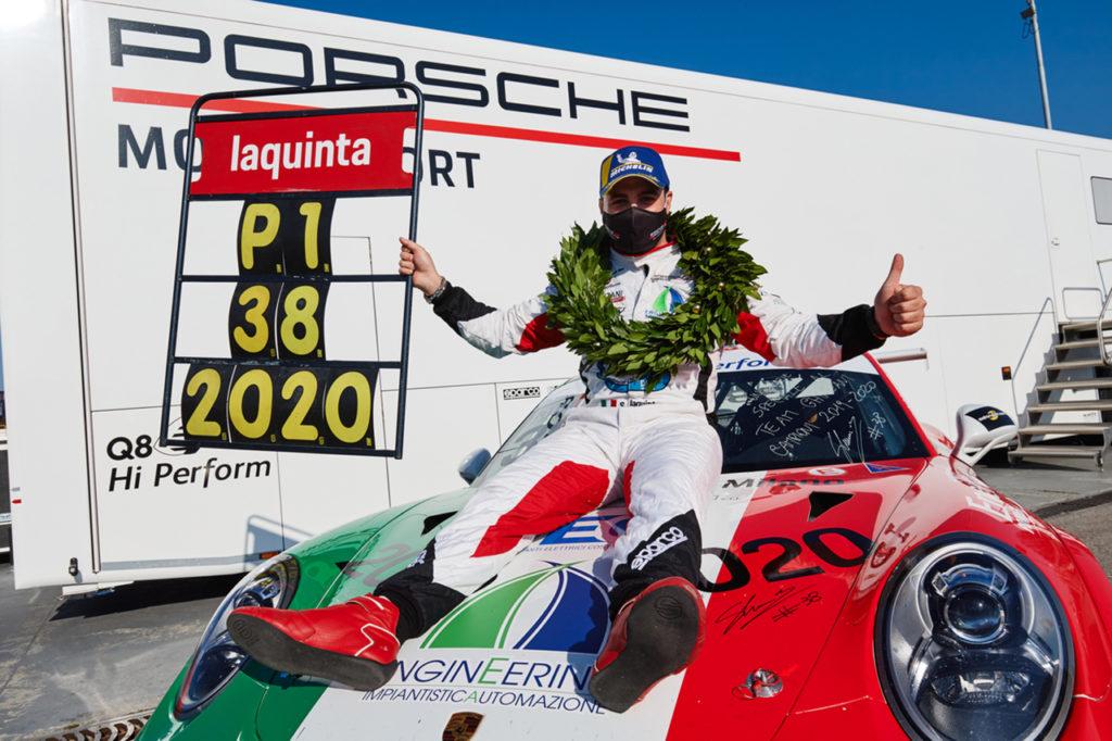 Porsche Carrera Cup Italia | Monza, Gara 2: vince Festante, il titolo va a Iaquinta