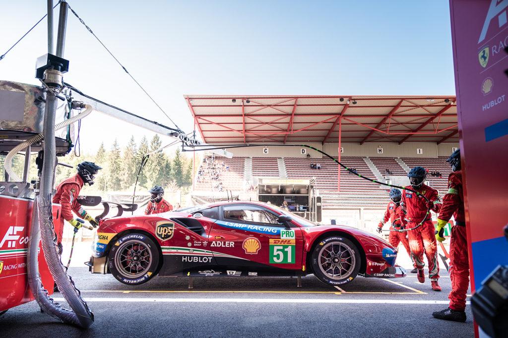 WEC | Serra sostituisce Pier Guidi sulla Ferrari di AF Corse in Bahrain