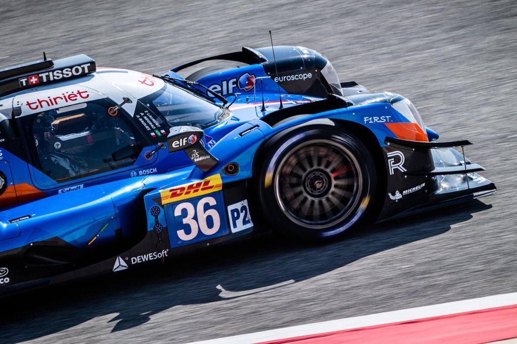 WEC | Signatech Alpine saluta la classe LMP2 con la 8 Ore del Bahrain