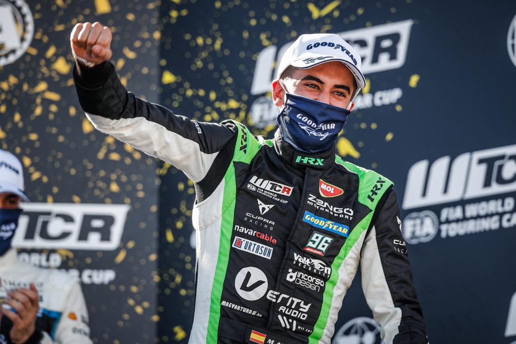 WTCR | Aragon, Gara 2: Azcona celebra la prima vittoria stagionale in casa con Cupra