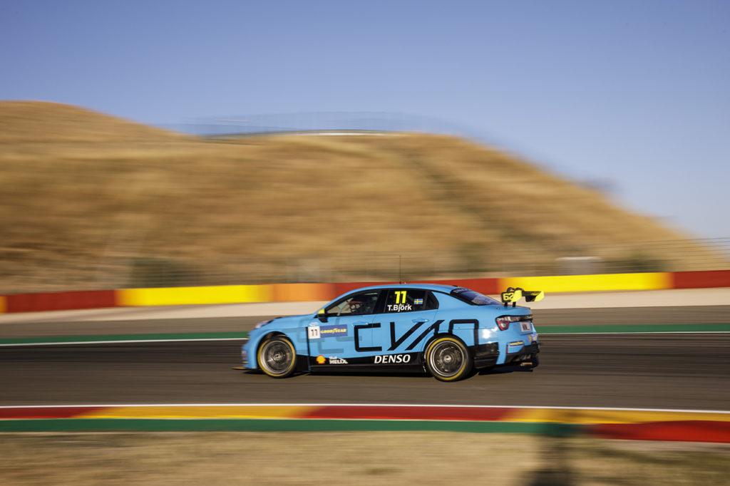 WTCR | Aragon, Gara 3: doppietta di Lynk & Co con Bjork e Urrutia