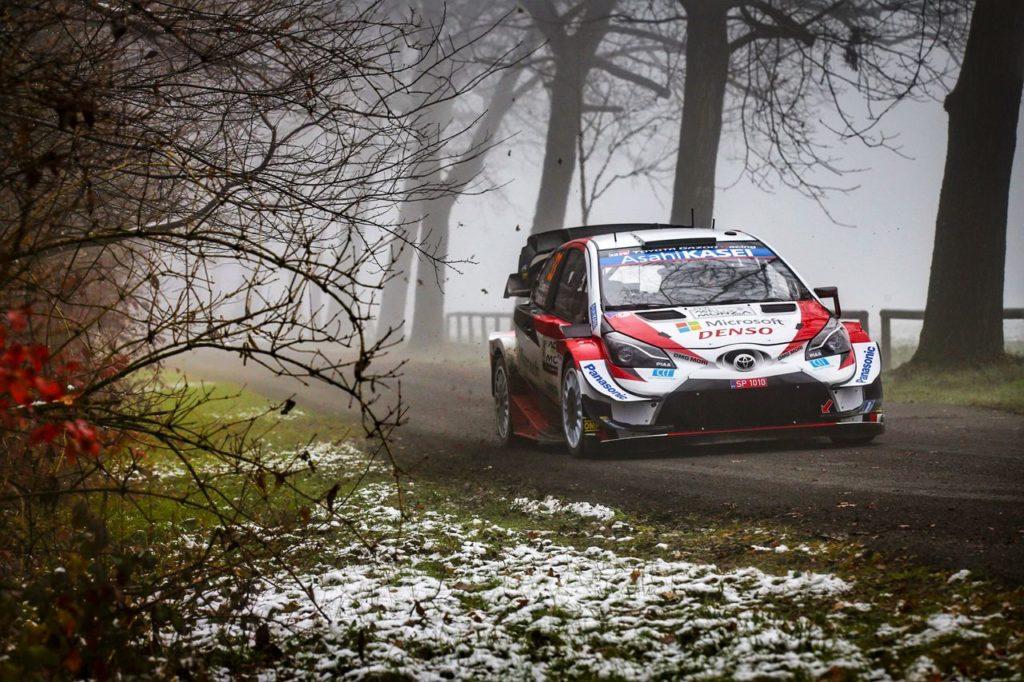 WRC | ACI Rally Monza, seconda mattinata: Ogier e Sordo si contendono la testa, Evans contro Tanak per il podio