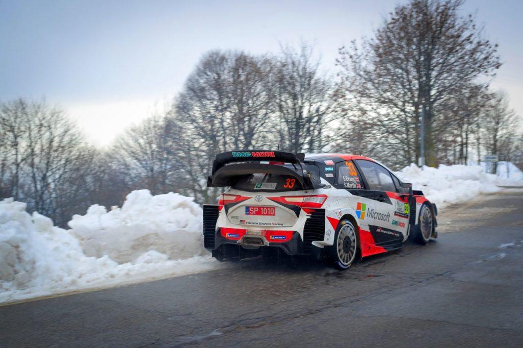 WRC   ACI Rally Monza, colpo di scena sulle montagne: Evans si ritira e saluta quasi certamente il titolo, Ogier sempre in testa