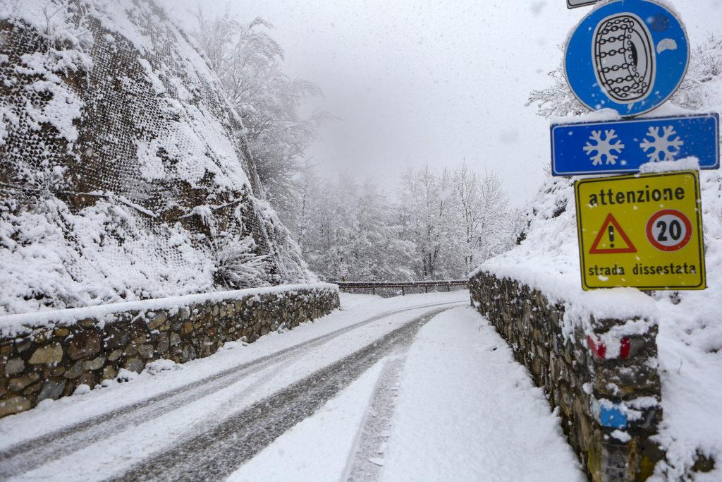 WRC | L'incognita della neve sull'ACI Rally Monza e l'importanza delle posizioni di partenza quando si salirà in quota