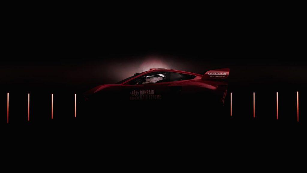 Dakar | Bahrain Raid Xtreme svela Hunter, il veicolo Prodrive che guideranno Roma e Loeb