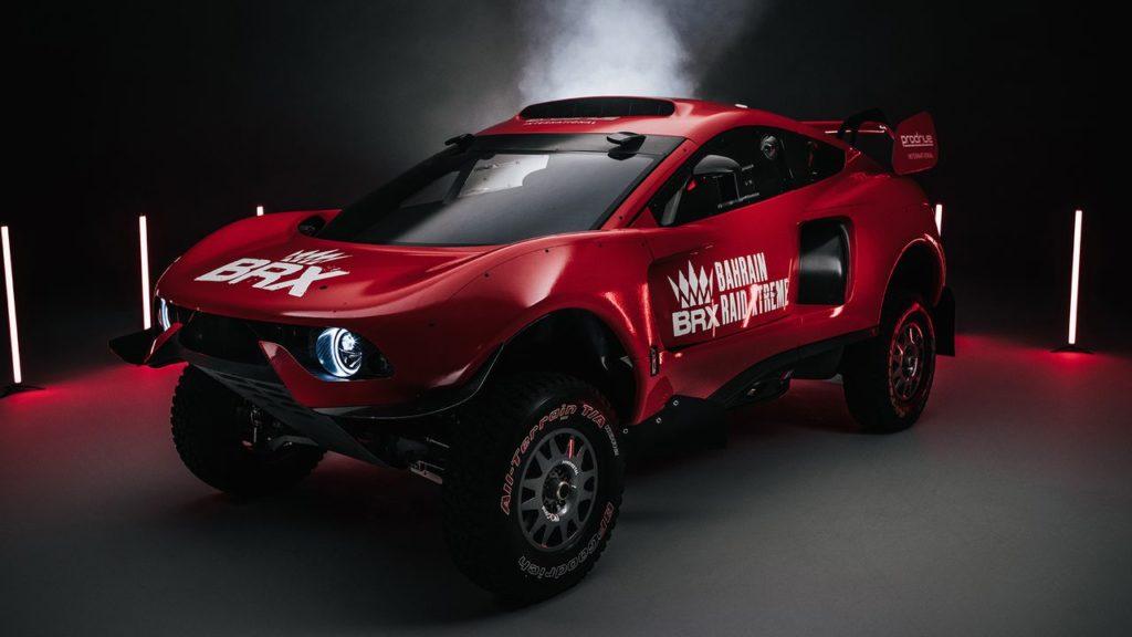 Dakar   Loeb assicura: BRX Prodrive intende essere competitiva rispetto ai rivali