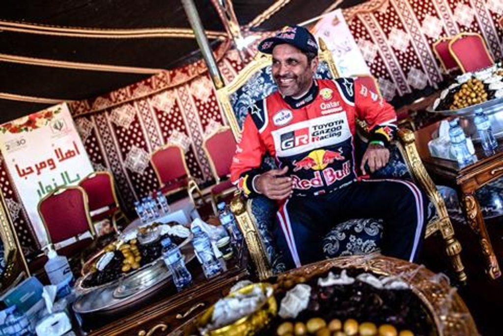 Baja Hail 1, Nasser Al Attiyah si aggiudica il primo round dell'ultimo test in vista della Dakar