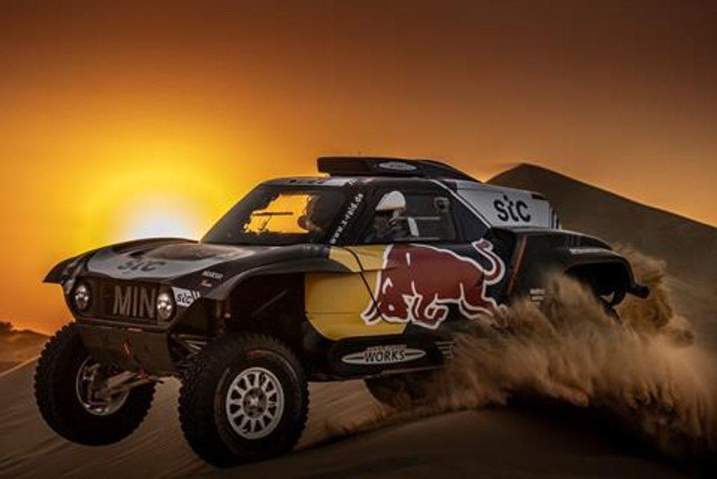 Dakar | Ultimi test al Baja Hail per i protagonisti dell'edizione 2021. Debutta anche Mattias Ekstrom