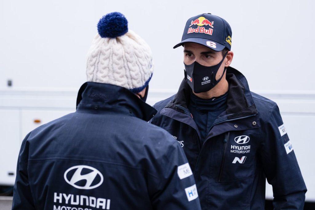 WRC | Un bicampione nazionale spagnolo sarà il nuovo copilota di Dani Sordo