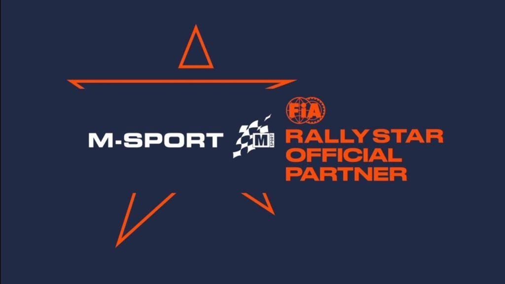 FIA Rally Star, siglata la collaborazione con M-Sport