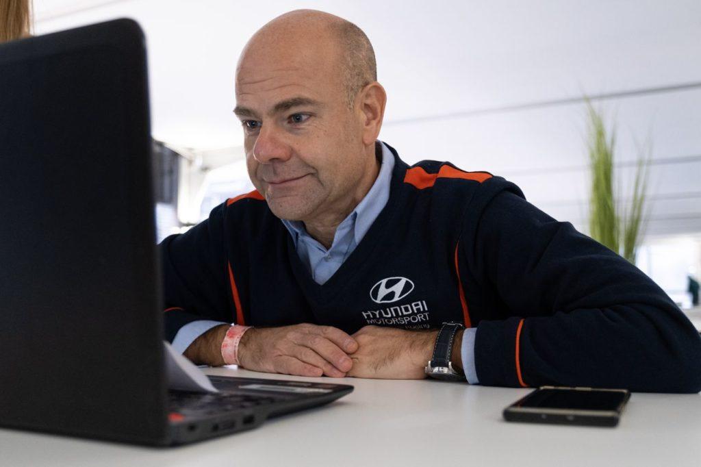 """WRC   Andrea Adamo: """"L'ACI Rally Monza sarà una gara avvincente. Tanak ha portato un contributo notevole alla squadra"""" [INTERVISTA]"""