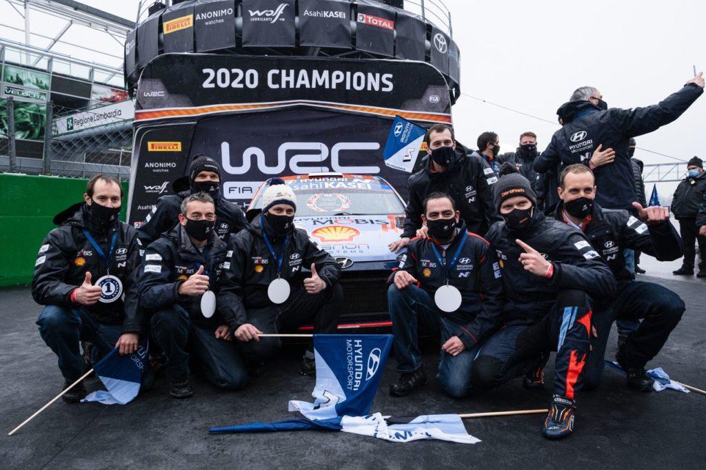 WRC | I piloti Hyundai Motorsport commentano il loro 2020