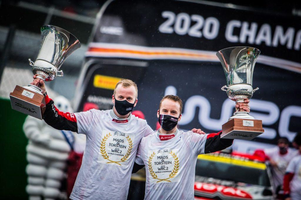 WRC | Mads Ostberg dopo il titolo WRC2: la pressione di quest'anno e le incertezze sul 2021