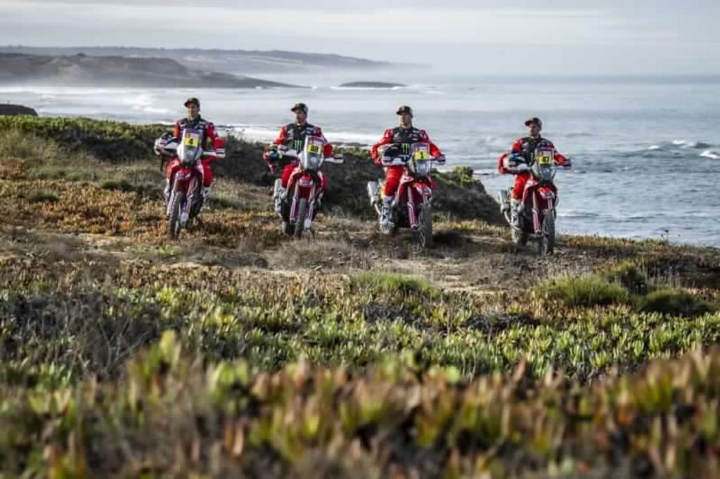 Dakar | Honda presenta la propria squadra per l'edizione 2021: conferme a partire dal campione uscente Brabec