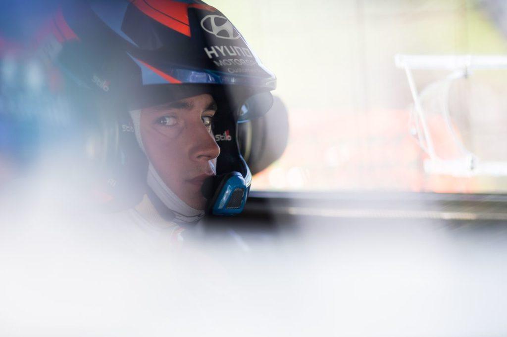 WRC | Stagione completa nel 2021 per Pierre Louis Loubet, sempre su Hyundai i20 WRC