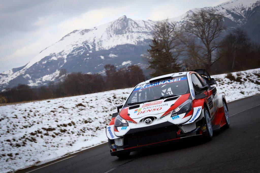 WRC | Rallye Monte Carlo 2021, le ultime modifiche del percorso