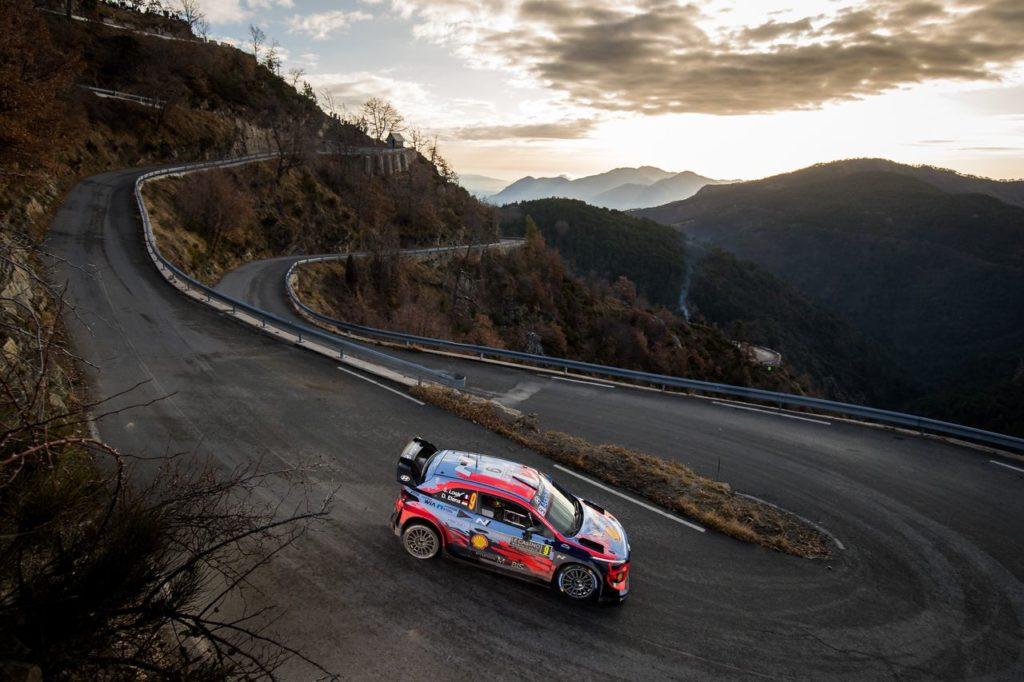 WRC | Il Rallye di Monte Carlo 2021 va verso le porte chiuse