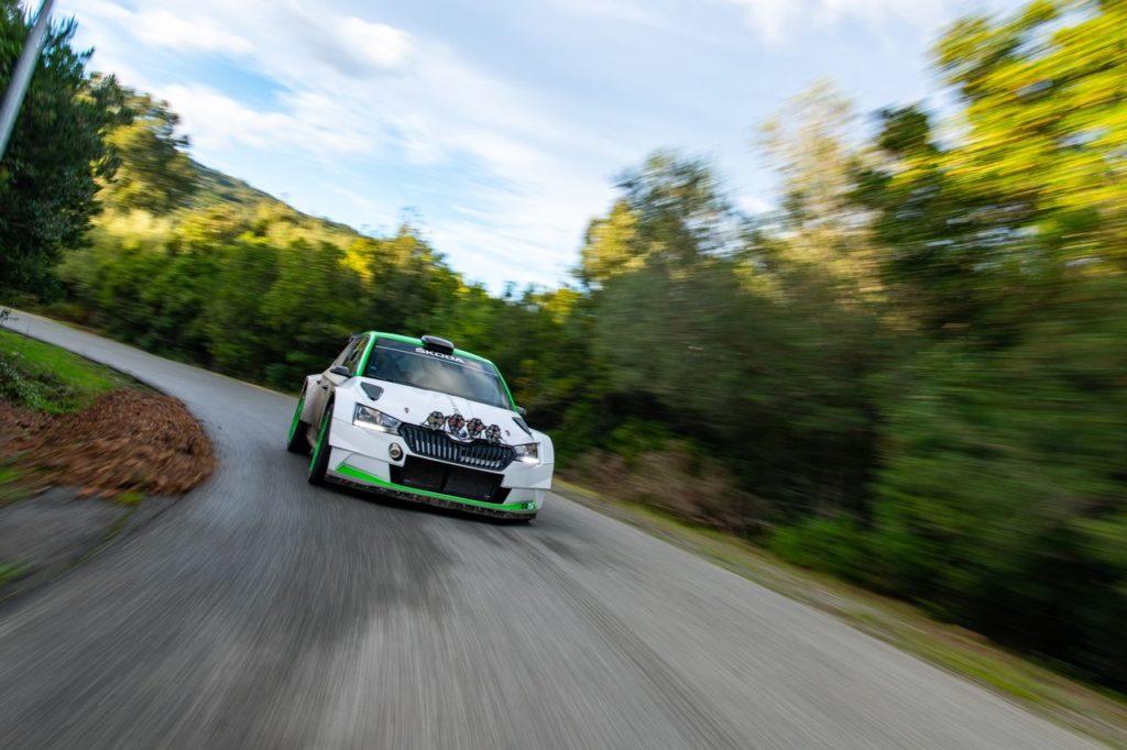 Skoda Fabia Rally2 Evo, gli aggiornamenti per la versione 2021