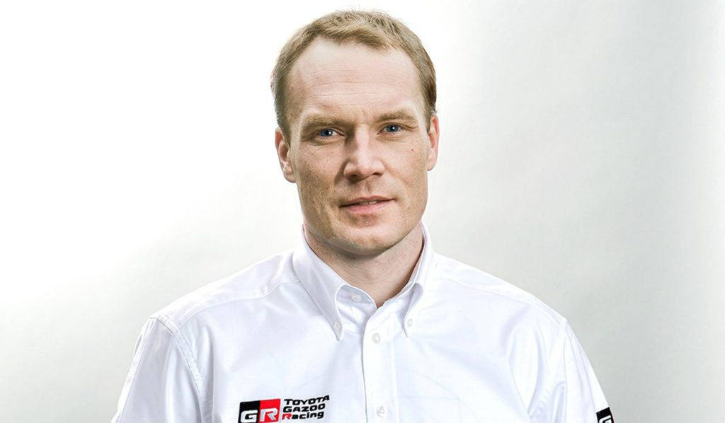 WRC | Latvala nuovo team principal Toyota. Nel 2021 schierate quattro Yaris WRC: stagione completa anche per Katsuta