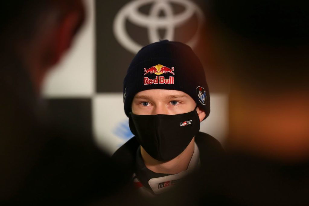 WRC   Test Toyota per Monte Carlo, il turno di Rovanpera: Makinen loda la sua stagione [VIDEO]