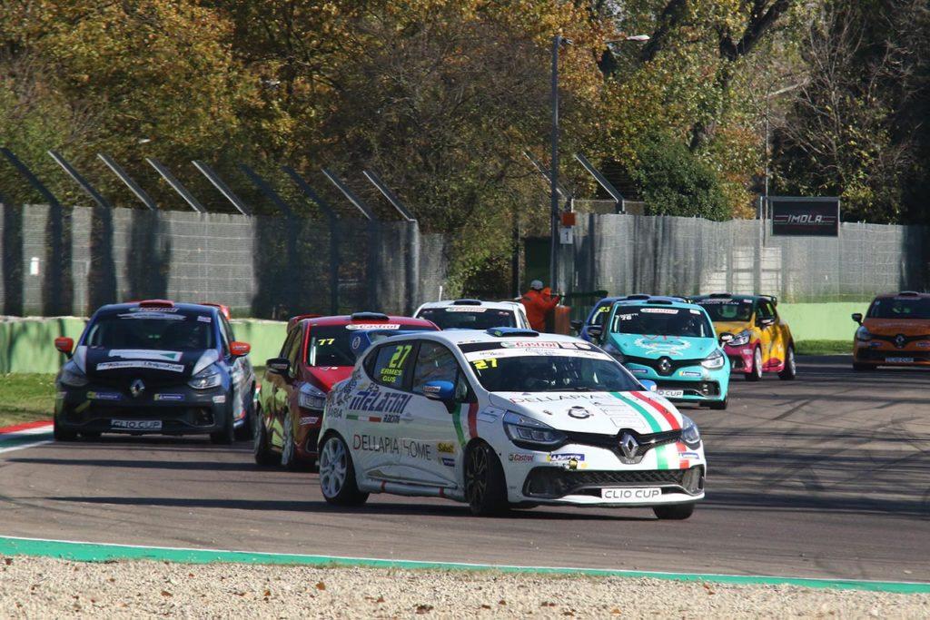 Clio Cup Italia | Assegnati i titoli 2020, ancora in stand-by l'assoluto per Danetti
