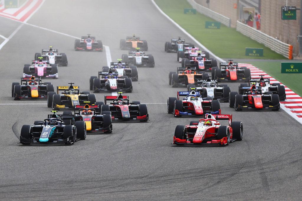 I migliori 10 piloti delle formule minori della stagione 2020