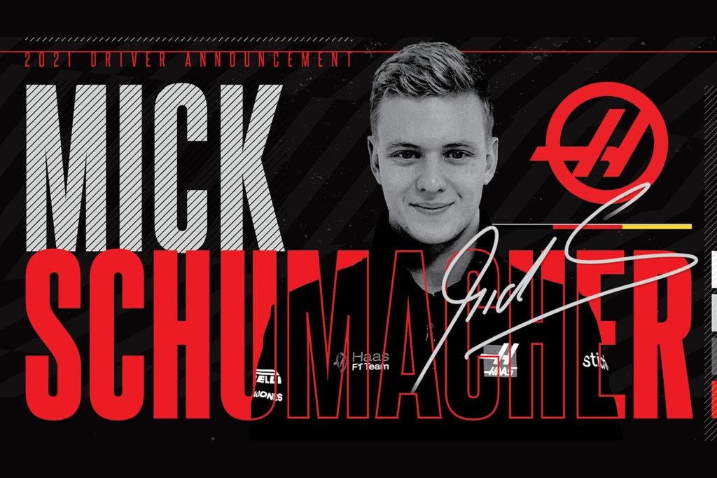 FIA F2 | Haas chiama un altro rookie: ecco anche Mick Schumacher in Formula 1 nel 2021