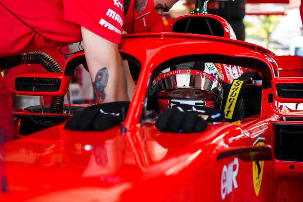 FIA F2 | Ilott nuovo collaudatore della Ferrari in Formula 1 per il 2021