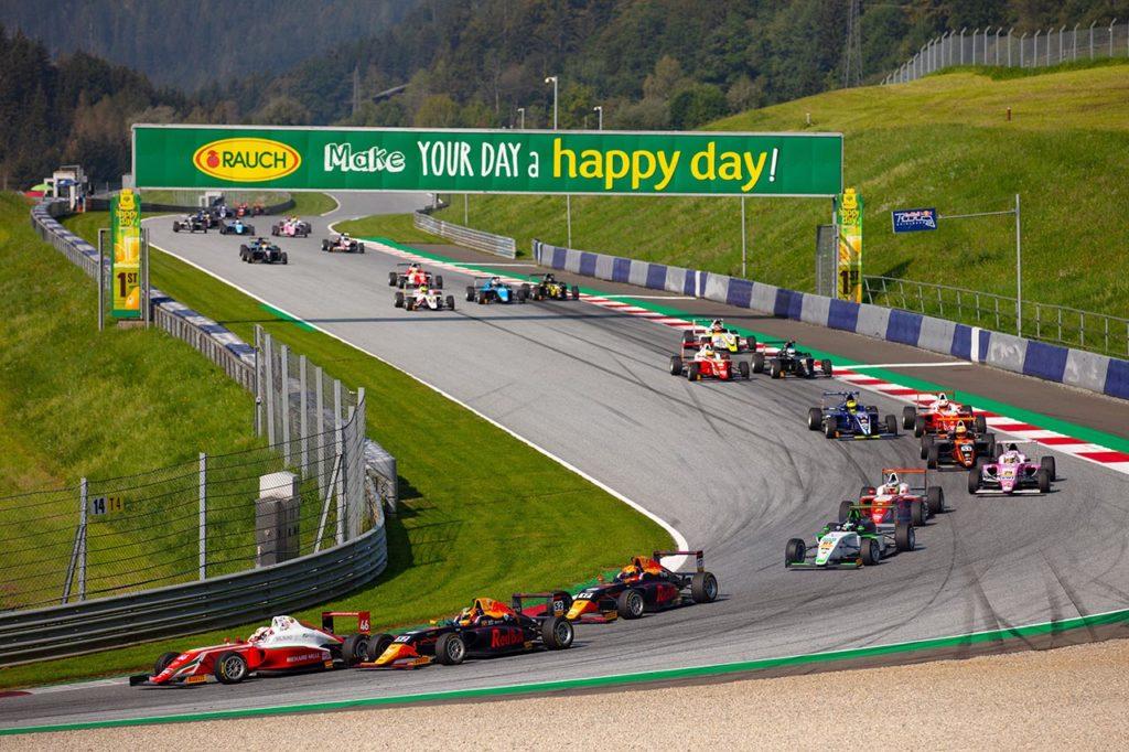 F4 Italia | Sette appuntamenti per la stagione 2021: si corre anche in Francia e Austria