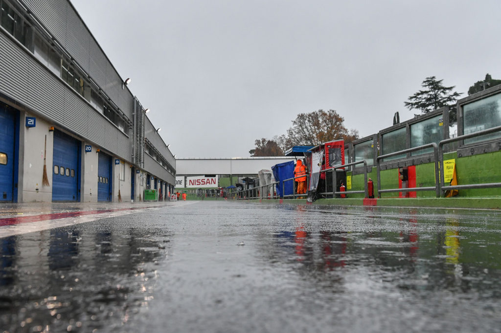 Annullate Gare 2 di Formula Regional e F4 Italia per pioggia intensa, in pista il CIGT [AGGIORNAMENTO]