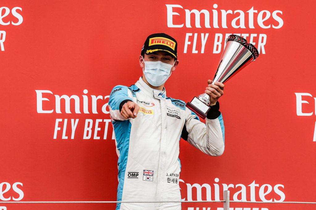 FIA F2 | Russell chiamato da Mercedes, Aitken promosso in Formula 1 dalla Williams