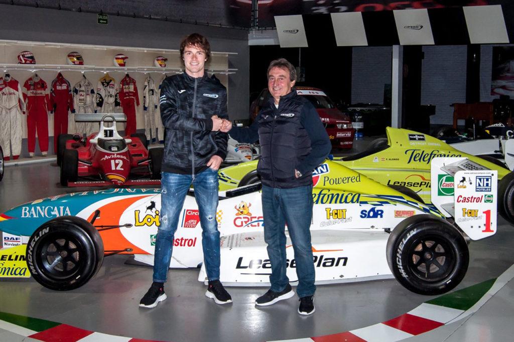 FIA F2 | Boschung sostituisce Aitken alla Campos per l'ultimo round in Bahrain