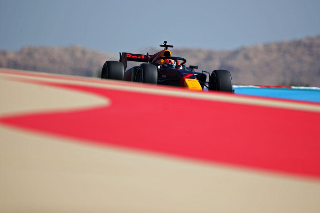 FIA F2 | Test Sakhir, Giorno 2: Daruvala rimane al comando con Carlin