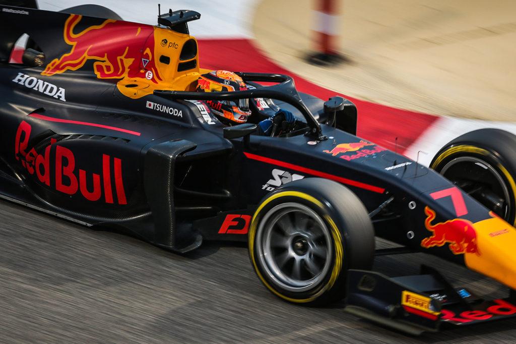 FIA F2 | Sakhir (2), Qualifiche: Schumacher si autoelimina, pole position a Tsunoda