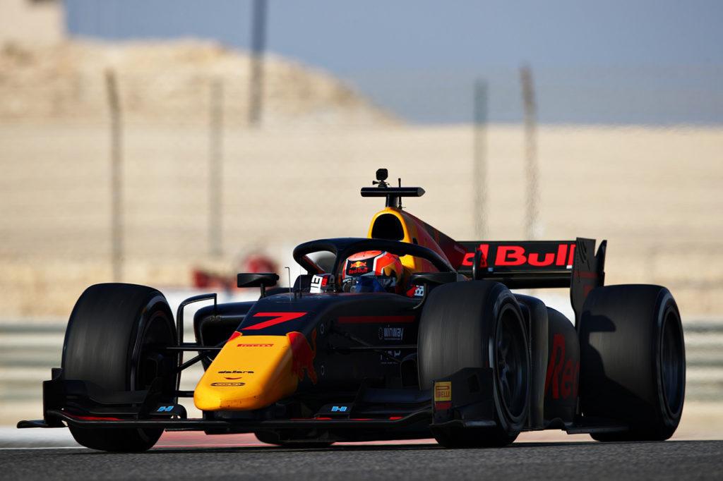 FIA F2 | Test Sakhir, Giorno 1: Daruvala e Ticktum al comando con Carlin