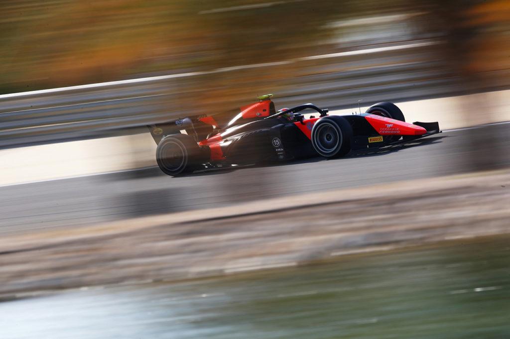 FIA F2 | Test Sakhir, Giorno 3: Deletraz cala il sipario con MP Motorsport