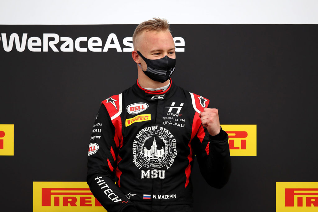 FIA F2   Mazepin rischia la Formula 1: Haas pronto a sostituirlo con Fittipaldi?
