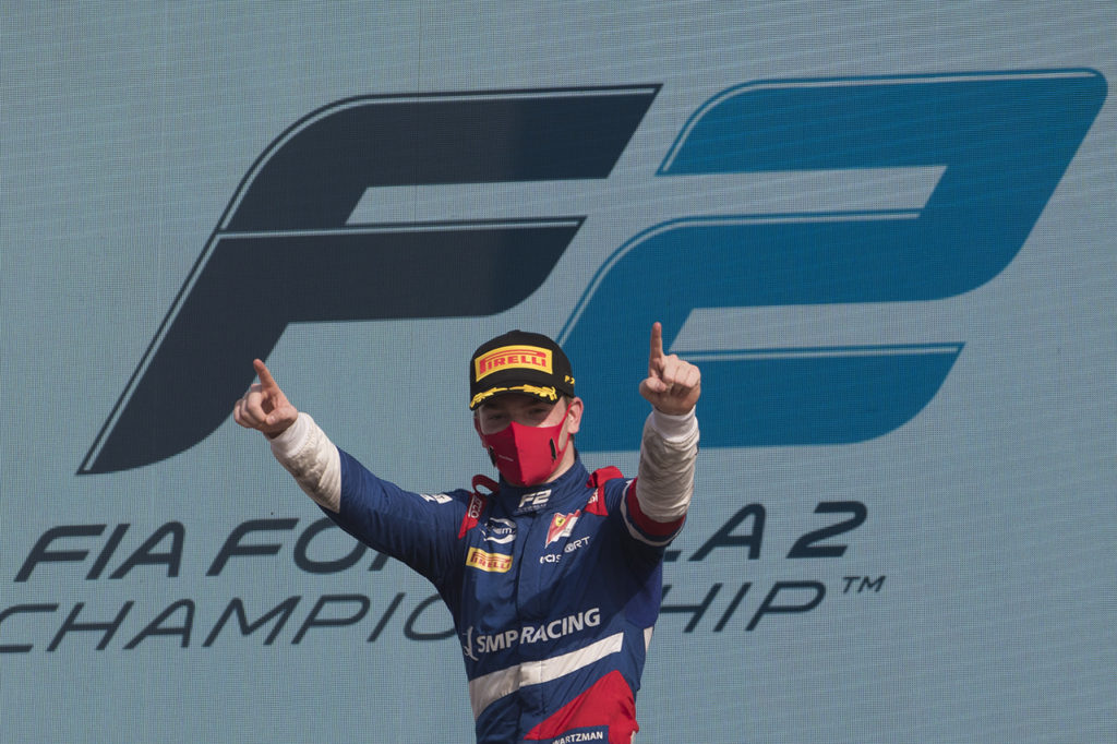 FIA F2 | Shwartzman rimane in Prema, a caccia del titolo della stagione 2021